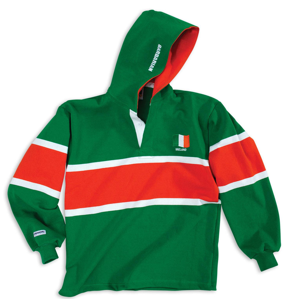 Ireland Rugby Hoody | Scottish Shop