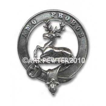 Blair Clan Crest Badge/Brooch | Scottish Shop