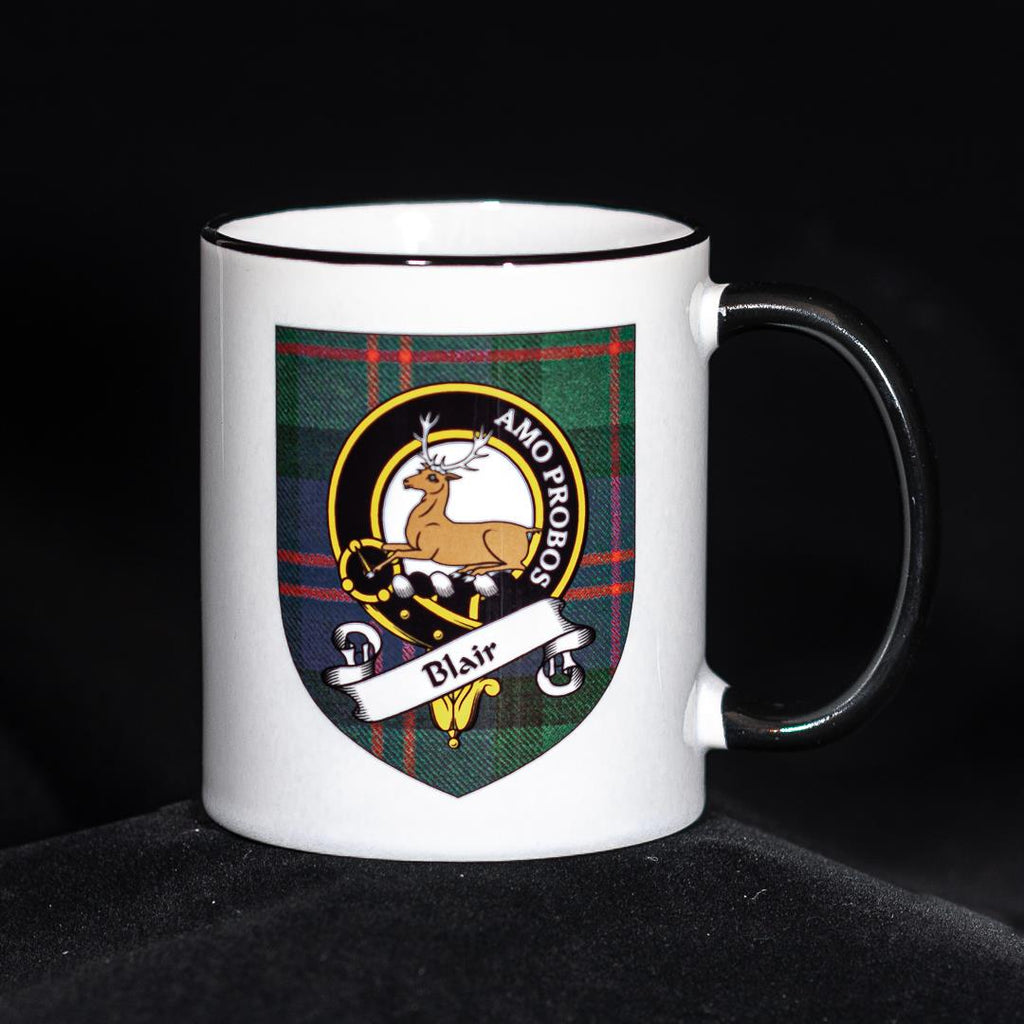 Blair Clan Crest Mug | Scottish Shop