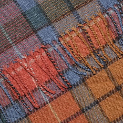 Buchanan Tartan Blanket, Throw, Rug | Scottish Shop