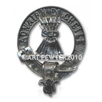 Cameron Clan Crest Badge/Brooch | Scottish Shop