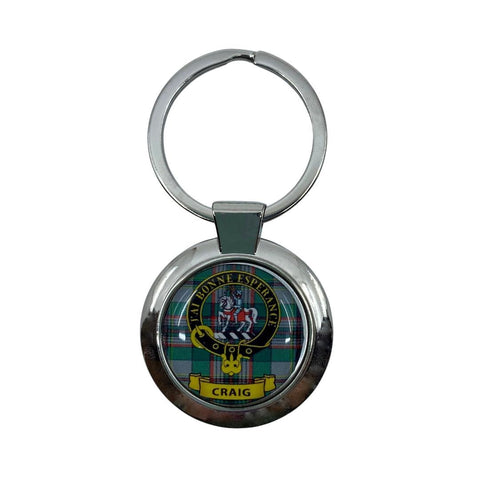Craig Clan Key Fob | Scottish Shop