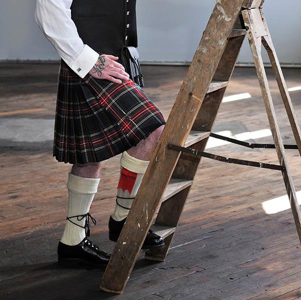 Morrison Ancient Men's 4yd Kilt | Scottish Shop