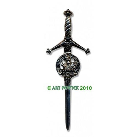 Ferguson Clan Crest Pewter Kilt Pin | Scottish Shop