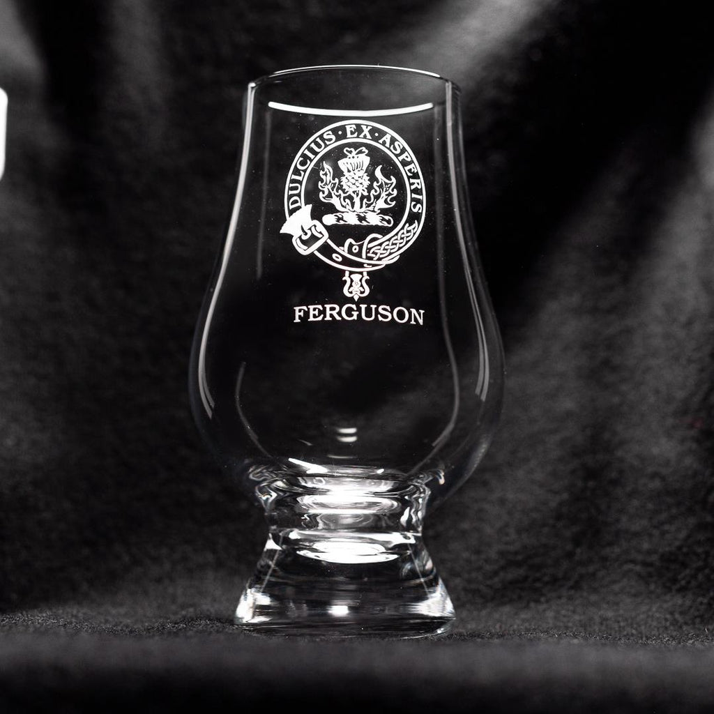 Ferguson Clan Glencairn Whisky Glass | Scottish Shop