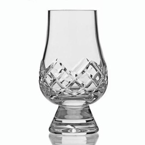 Cut Crystal Glencairn Glass | Scottish Shop