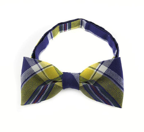 Stratford Tartan Pre-Tied Bow Tie | Scottish Shop