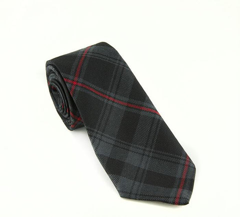 Witches' Blood Tartan Tie | Scottish Shop