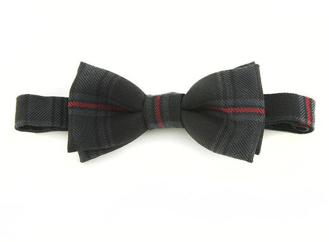 Witches' Blood Tartan Bow Tie | Scottish Shop