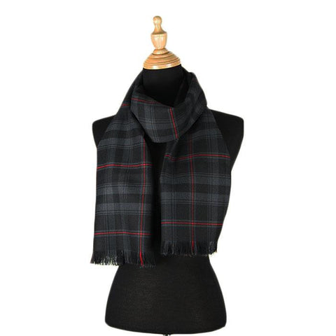 Witches' Blood Tartan Scarf | Scottish Shop
