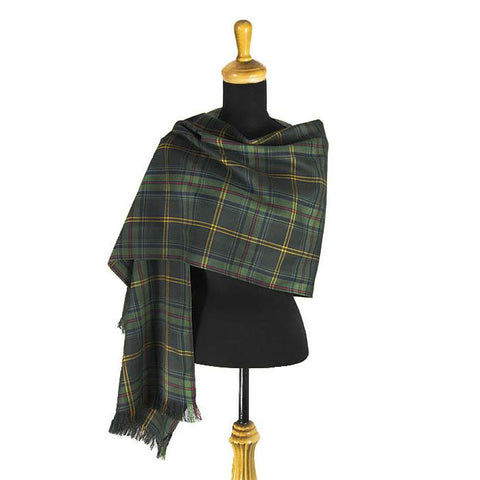 Perth County Tartan Stole | Scottish Shop
