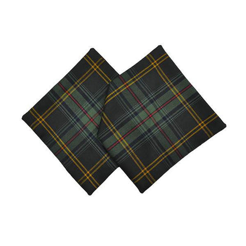 Perth County Tartan Pocket Square Handkerchief | Scottish Shop