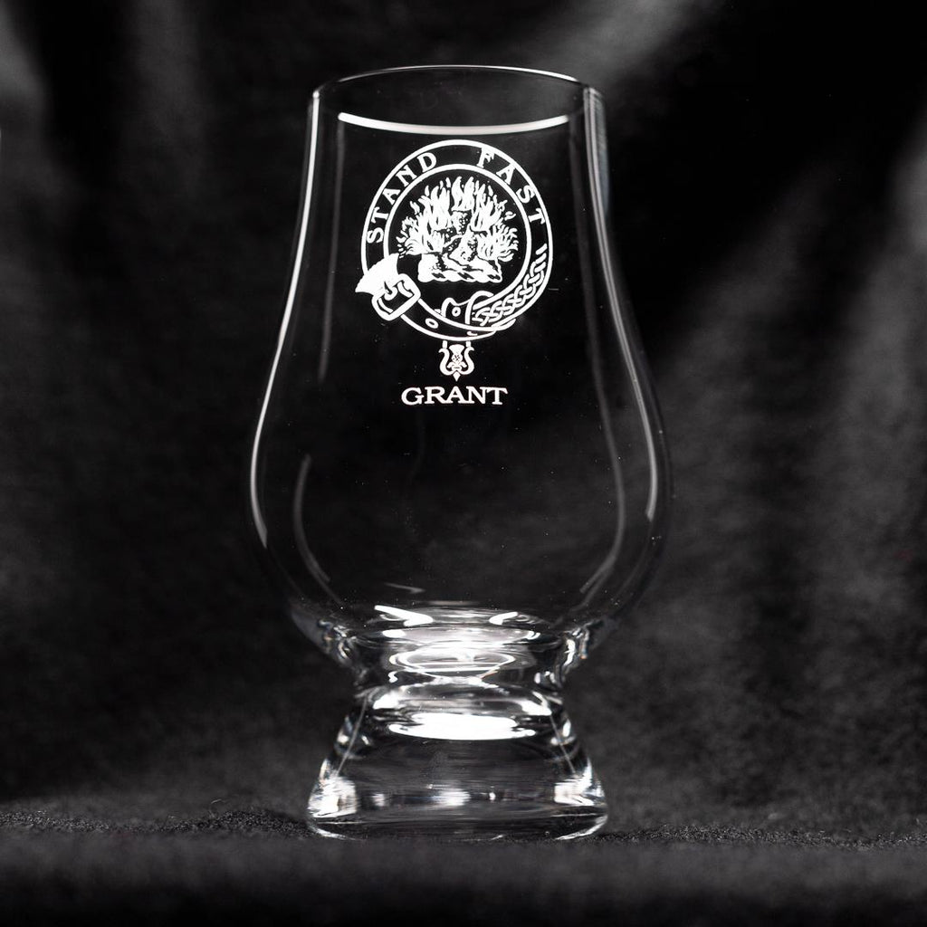 Grant Clan Glencairn Whisky Glass | Scottish Shop