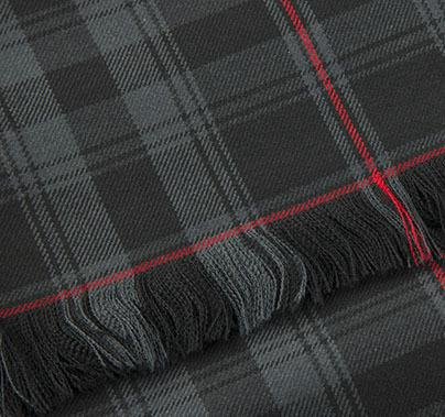 Witches' Blood Tartan Cloth | Scottish Shop