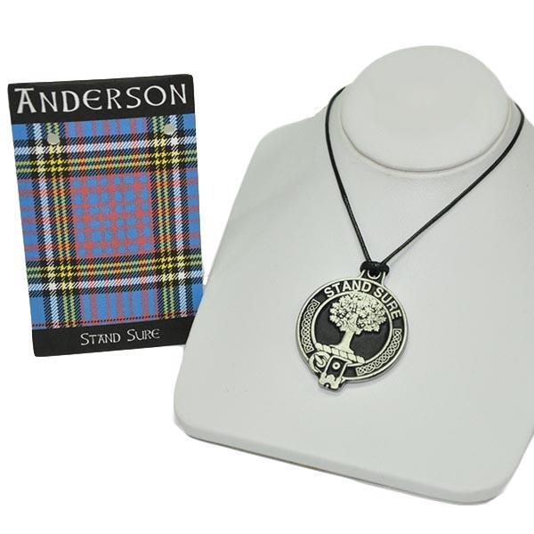 Guthrie Clan Crest Pendant | Scottish Shop