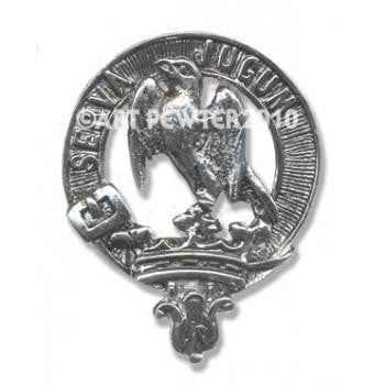 Hay Clan Crest Badge/Brooch | Scottish Shop
