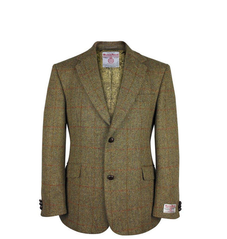 Mustard Harris Tweed Jacket | Scottish Shop