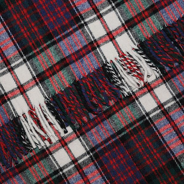 MacDonald Dr Tartan Blanket, Throw, Rug | Scottish Shop