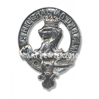 MacGregor Clan Crest Badge/Brooch | Scottish Shop