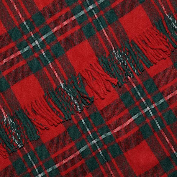 MacGregor Tartan Blanket, Throw, Rug | Scottish Shop