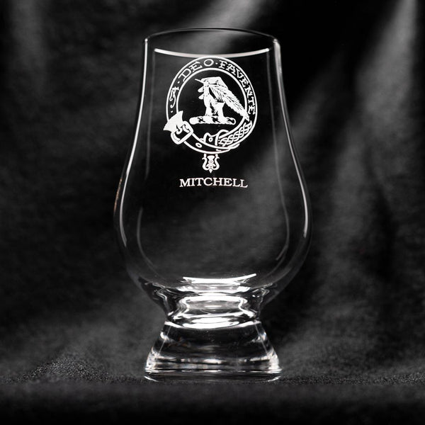 Mitchell Clan Glencairn Whisky Glass | Scottish Shop