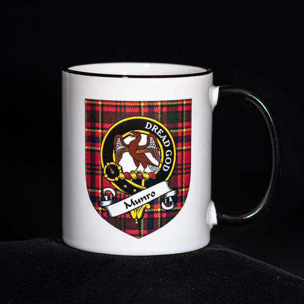 Munro Clan Crest Mug | Scottish Shop