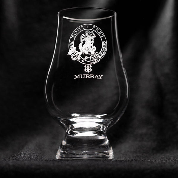 Murray Clan Glencairn Whisky Glass | Scottish Shop