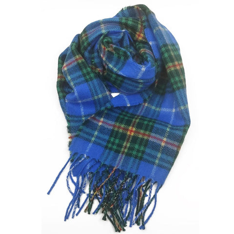 Nova Scotia Lambswool Scarf | Scottish Shop