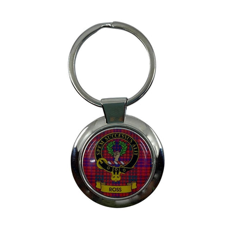 Ross Clan Key Fob | Scottish Shop