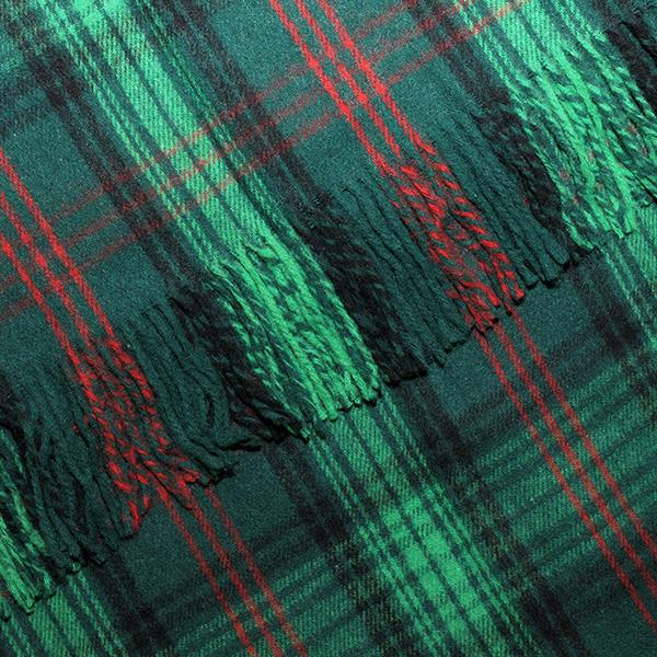 Ross Tartan Blanket, Throw, Rug | Scottish Shop