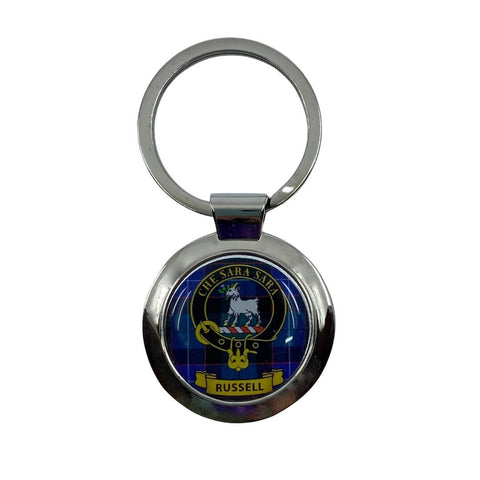 Russell Clan Key Fob | Scottish Shop