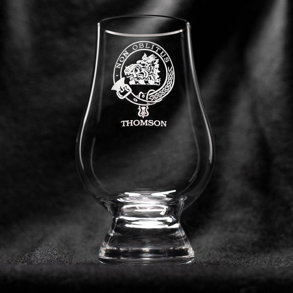 Thomson Clan Glencairn Whisky Glass | Scottish Shop