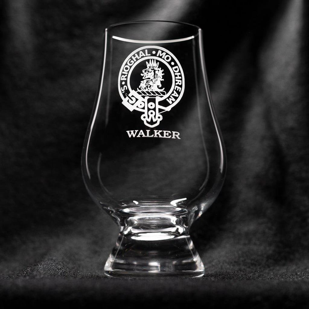Walker Clan Glencairn Whisky Glass | Scottish Shop