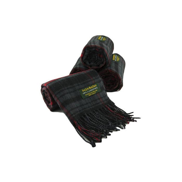 Witches Blood Lambswool Scarf | Scottish Shop