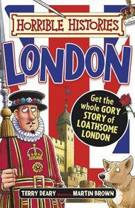 Horrible Histories London Terry Deary | Scottish Shop