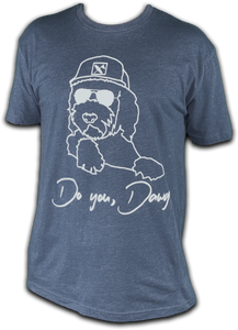 Do You, Dawg Junior Tee - Surf & Turf Golf