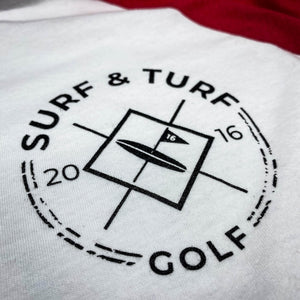 Mr. October Red - Surf & Turf Golf
