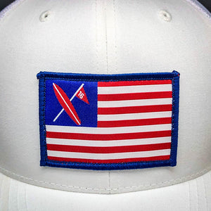 Freedom Patch Trucker FOH