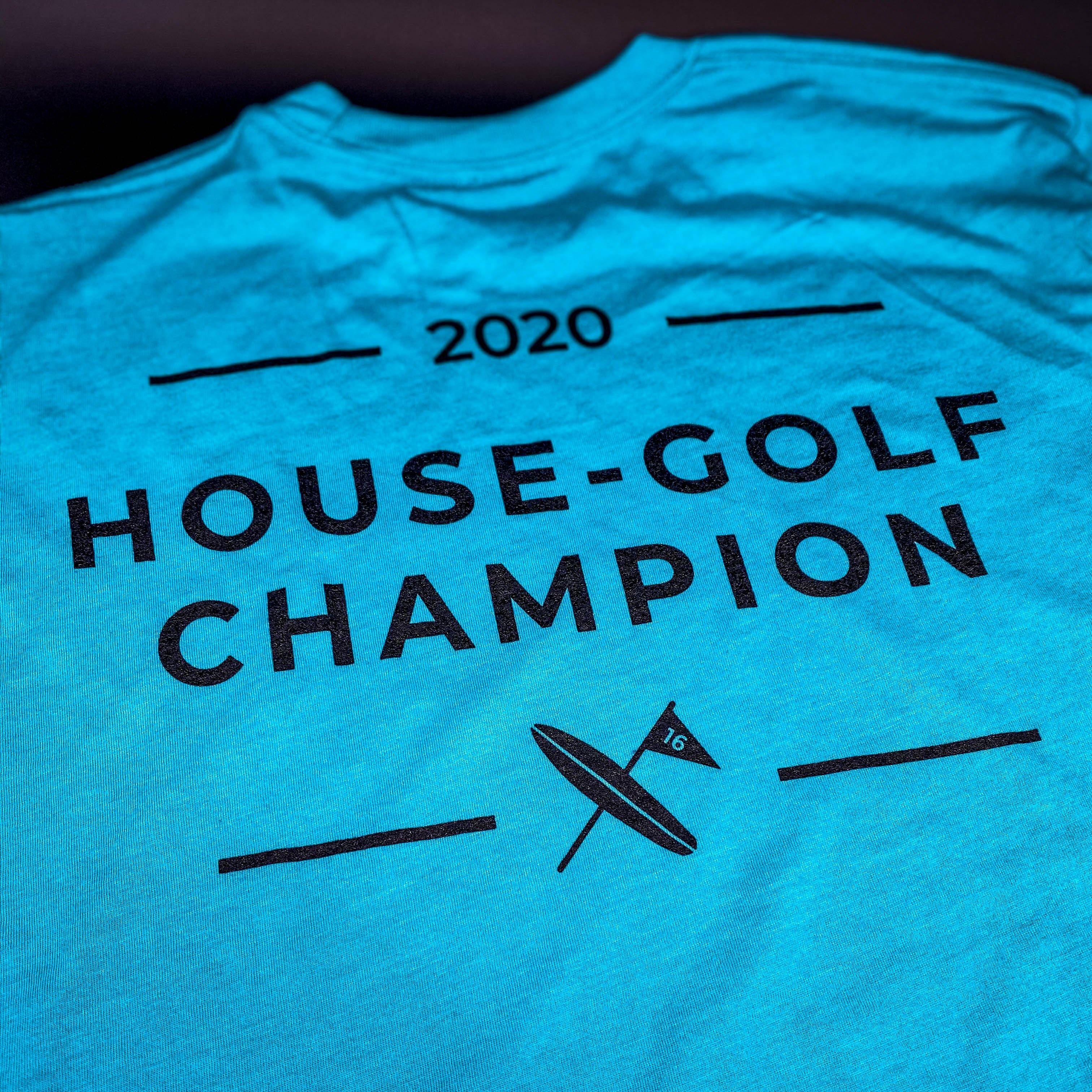 House-Golf Champion Ice - Surf & Turf Golf