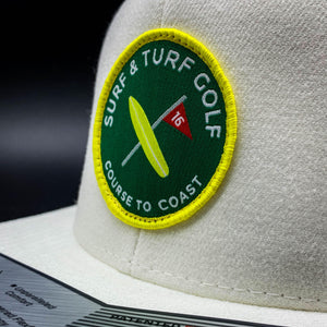 Course to Coast Green - Surf & Turf Golf