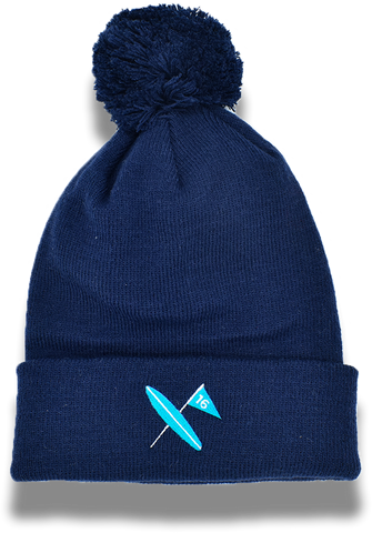 The Mariner Ball Beanie
