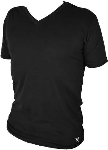 Miramar V neck - Black