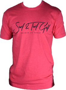 Simply Laguna Tee-Red