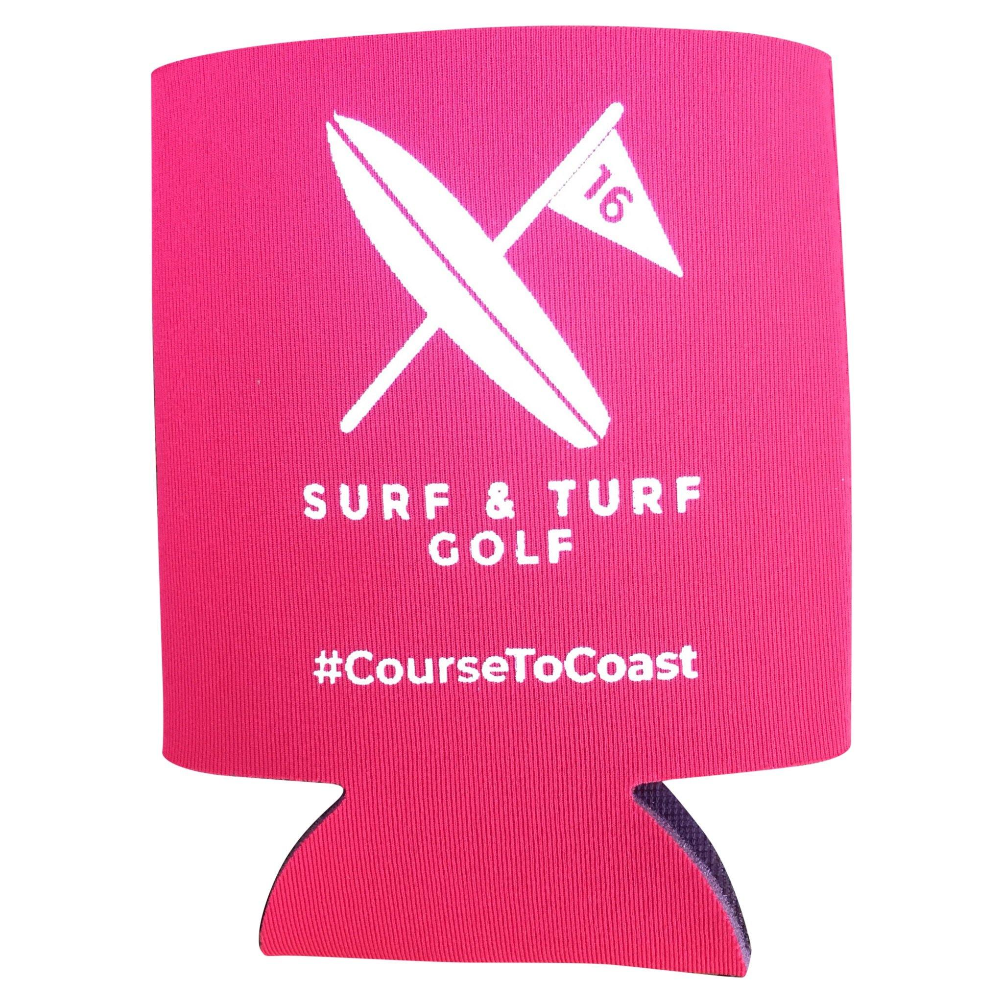 Koozie 5 - Surf & Turf Golf