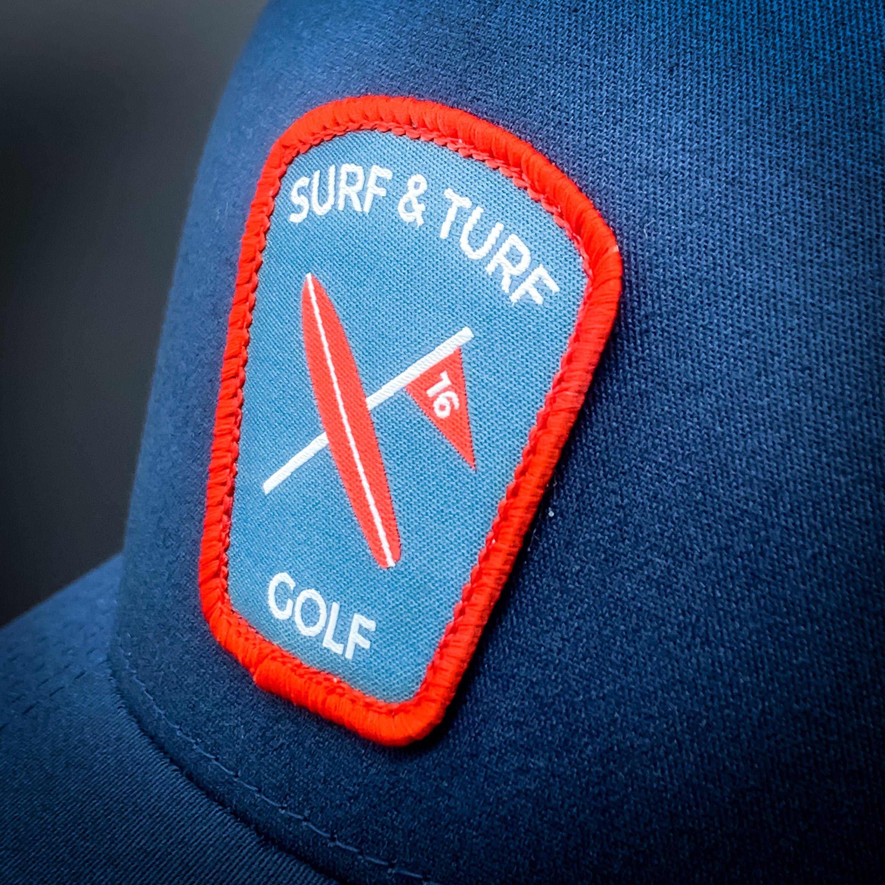 Rodney Rebel - Surf & Turf Golf
