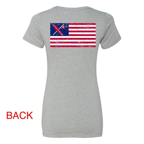 Ladies Freedom Tee 1
