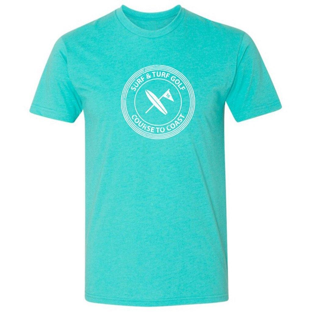 C2C Tee - Breezy - Surf & Turf Golf