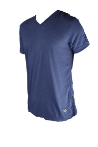 Miramar V Neck - Midnight Navy - Surf & Turf Golf