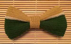 Crochet - Green and Gold