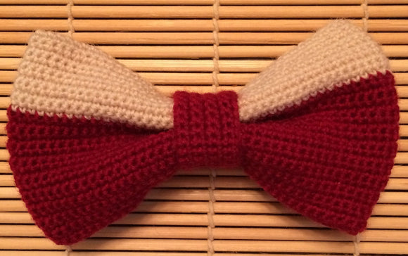 Crochet - Red and White